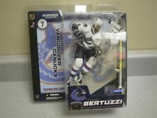 MCFARLANE SPORTS FIGURE- VANCOUVER CANUCKS- TODD BERTUZZI- 7- BRAND NEW- L200