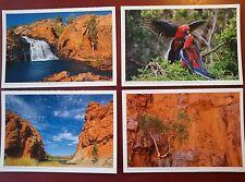 4 Ansichtskarten Postkarten Australien  9