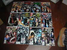 X FILES 32 BK COLLECTION 1-30 #1 ANN #1 SPL-ALL SIGNED EITHER-ADLARD-PURCELL-KIM