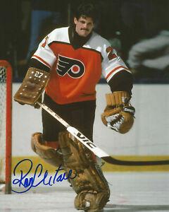 Ron Hextall Autographed Signed 8x10 Photo ( Flyers HOF ) REPRINT