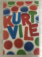 Kurt Vile & the Violators The Fillmore Poster Near Mint Condition F1362 2015