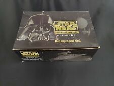 Star Wars Premiere Limited Edition CCG 36 NOT SEALED Booster Box