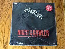 JUDAS PRIEST~ NIGHT CRAWLER SPECIAL LIMITED EDITION RED VINYL 12-INCH ~ SEALED