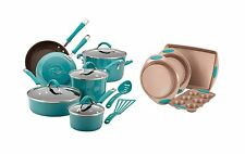 The Best Nonstick Cookware Pots and Pans Set 8 Piece With 4 Piece Bakeware Combo