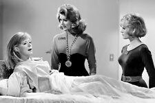 The Twilight Zone 11x17 Mini Poster Woman On Bed In Futuristic Setting