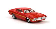 Premium X PRD152 Ford Gran Torino Sport 1972 Rosso LHD 1:43 Scala