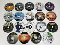 Playstation 1 2 PS1 PS2 Xbox 360  -  Lot of 19 Game Discs Only - C