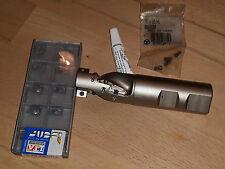 Iscar Igelfräser Ø25 APK D25-36-W25-FE + 10 x HM90 APCR 100304PDFR-P 28 inserts