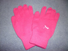Puma Essentials Gloves BNWOT  Size medium - large