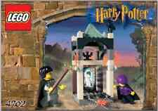 INSTRUCTIONS ONLY LEGO FINAL CHALLENGE 4702 Harry Potter book from set