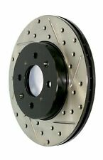 StopTech Sport Brake Rotor Front Left For 79-83 Nissan 280ZX #127.42005L