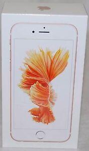 Apple iPhone 6S (Latest Model) - 16GB - Rose Gold (Factory Unlocked) Smartphone