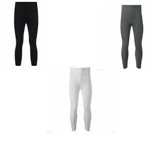 Mens Thermal Long Johns Warm Underwear Baselayer Trousers S M L XL XXL