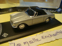 MINIATURE SOLIDO FACEL VEGA FACELLIA HARD TOP REF 143122 NIB 1/43°