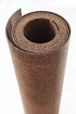 Dämmunterlage Gummikork, 3mm Trittschalldämmung Rollenkork 1 Rolle 10m² 550kg/qm