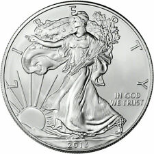 2013 American Silver Eagle - One Troy Ounce .999 Pure Brilliant Uncirculated