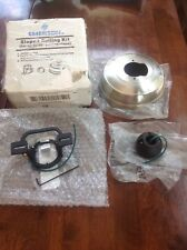 Emerson Ceiling Fans Sloped Ceiling Kit, Brushed Nickel/Steel  CFSCKBS NIB