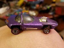 Hot Wheels Redlines 1967 Silhouette Purple