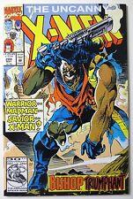 The Uncanny X-Men #288 (May 1992, Marvel) (C4435) Bishop Triumphant 1st Series