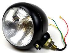 Traktor Standlicht Schlepper 12v Licht Reflektor schwarz Scheinwerfer Bagger