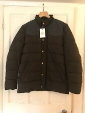 Barbour Men's Stevenson Quilted Jacket Size Medium - Olive