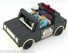Vintage Fisher Price Adventure People Police car & Policemen 1981 Man Men