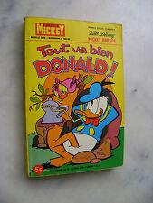MICKEY PARADE n° 1398 bis - Tout va bien Donald ! - Edi-monde 1979