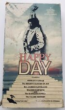 Oh HAPPY DAY 1988 Black GOSPEL Concert VHS Mighty Clouds of Joy Shirley CAESAR
