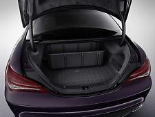 Mercedes-Benz Kofferraumwanne flach schwarz - CLA-Klasse