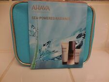 AHAVA Deadsea Minerals Sea-Powered Radiance For FACE Set OSMOTER CONCENTRATE