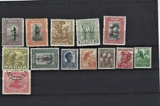 Papua Stamp Collection (A2963)