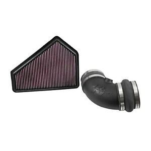 K&N 63-3086 Performance 63 Series Air Intake Kit for 09-15 Cadillac CTS-V 6.2L