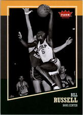 2013-14 Fleer Retro #30 Bill Russell Celtics