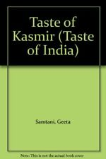 A Taste of Kashmir (Taste of India),Geeta Samtani