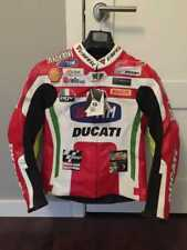 NEW DUCATI MOTORBIKE LEATHER RACING MOTOGP JACKET ALL SIZE AVALIBLE