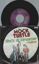 """7"""" Mock Turtle  – She's A Dreamer"""