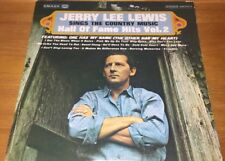 Jerry Lee Lewis Sings The Country Music Hall Of Fame Hits Vol 2 LP Vinyl