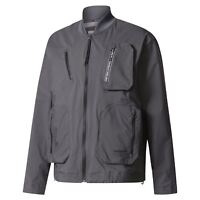 adidas ORIGINALS MEN'S NMD UTILITY JACKET COAT GREY WINTER MODERN FASHION NEW