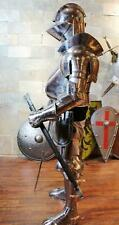 Medieval Wearable Crusader Troy Knight Armor Full Body Suit Armor Knight Suit