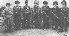 Kuban Cossacks 19th Century Russia 7x4 Inch Reprint Photo