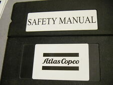 Atlas Copco 57712762 Safety Manual for Pit Viper 270 Series Rotary Drill