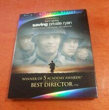 Saving Private Ryan Blu-ray Sapphire Series Tom Hanks  Steven Spielberg