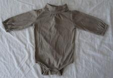 Body taupe pour filles, Jacadi, 6 mois (67 cm)