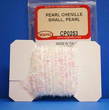 Pearl Chenille SMALL Ø 4mm x 3 metri Wapsi USA cp0047 SMALL Pearl