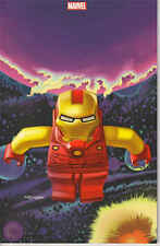 IRON MAN n°7 lego variant - Marvel Now