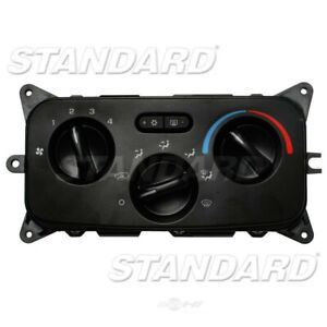 A/C and Heater Control Switch Standard HS-365 fits 06-07 Jeep Liberty 3.7L-V6