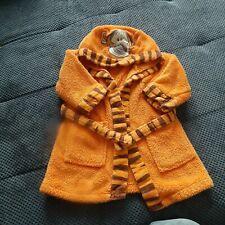 Baby Bademantel Tiger Gr. 80/86
