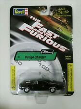 Revell 1/64 scale The Fast And The Furious DODGE CHARGER die-cast car issue 115
