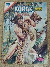 Korak el Hijo de Tarzan,Serie Aguila num.2-56,Novaro