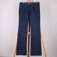 Express Stella Boot Cut Dark Wash Jeans Womens European 61 US 32x35